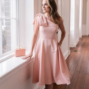 Gal Meets Glam Pink Yvonne Dress Size 6
